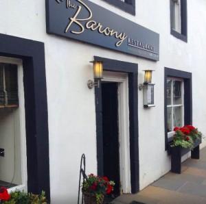 Barony Restaurant, Biggar